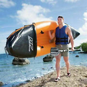2 Person Inflatable Boat Kayak Floating Fishing Drifting Pedal Raft Oars Canoe