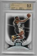 2008-09 Ud Hot Properties 1/1 Kevin Durant White Parallel - Nets - Bgs 9.5