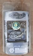 Beyblade Metal Fusion Let It Rip Keychain Rock Leone Special Edition