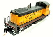 N Life-like 7898 Union Pacific Sw9/1200 Diesel Switcher 1846 Tested