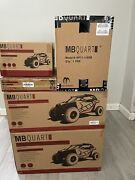 Mb Quart Model Tuned Stage 5 800w Amplified Audio System Can-am X3 17-20