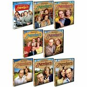 Newhart - The Complete Tv Series Seasons 1-8 Dvd Sealed New Region 1 Usa