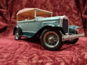 Hubley Toy Car About 1/18 Scale