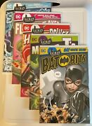 Batman The Adventures Continue 1, 2, 3, 4, 5 Cereal Cover Variants Nakayama Hgb