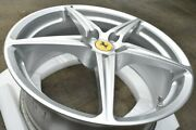 Bottle Sold Ferrari 458 Italy Spider Genuine Options Colored Sports Wheels 20in