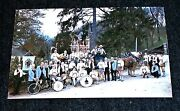 Cool 1970's German Band At Schell's Brewery Vintage Beer Postcard, New Ulm Mn