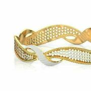 22kt Yellow Gold Bangle To Gift To Your Beautiful Ladies