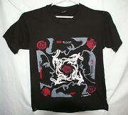 Rare Red Hot Chili Peppers Vintage Concert T-shirt 1991 Sex Magik Giant Size L