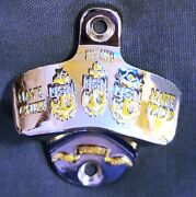 Awesome 3 Navy Usn Chiefs Pride Cpo Chrome Metal Wall Mount Bottle Opener