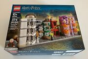 Lego 40289 Harry Potter Diagon Alley Promotional Set New And Sealed