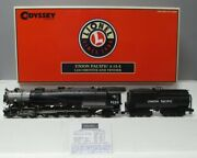 Lionel 6-38029 Union Pacific 4-12-2 Steam Locomotive And Tender With Tmccandrs Ex