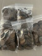Wheat Penny Bags - 300 Coins - 1909-1958 - P/d/s - Unsearchedandnbsp