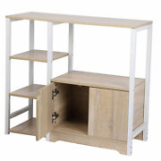Cabinet Sturdy Shelf Durable Multilayer Particle Board For Kitchen