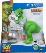 Disney Pixar Toy Story 25th Anniversary 7inch Deluxe Action Figure Rex Japan
