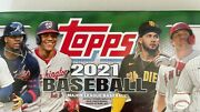 2021 Topps Baseball Complete Factory Set Parallel And Variation Packs Sealed
