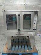 Southbend Model Sleb/10sc Sl-series Electric Single Deck Convection Oven