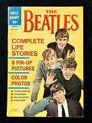 Beatles Dell Giant 1964 - Complete Life Stories - Higher Grade And Beautiful 💥