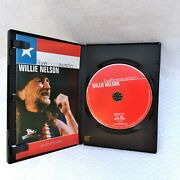 Willie Nelson - Live From Austin Texas Austin City Limits Dvd Pre Owned