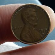 1975 D Lincoln Memorial Cent / Penny Unc / Bu Nice Coin From Obw