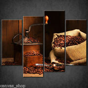 Antique Coffee Grinder Kitchen Cascade Canvas Print Art Picture Ready To Hang