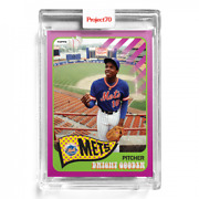 Topps Project 70 Card 120 1965 Dwight Gooden By Claw Money 120