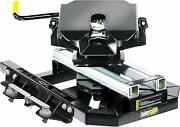 Pullrite 2914 20k Superglid Fifth Wheel Trailer Hitch For Ford Towing Puck Prep