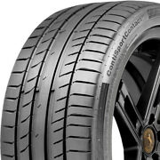4 Tires Continental Contisportcontact 5p 255/35zr19 92y High Performance