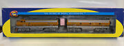 Athearn Ho Scale Rio Grande F7a And F7b Locomotives With Sound 8030