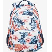 Roxy 24l Medium Backpack Shadow Swell Floral