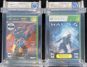 2 Sealed Xbox 9.2 A Halo 2 [do Not Sell Before] 9.6 A++ Halo 4 [not For Sale]