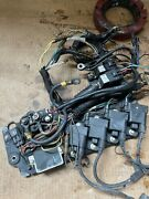 2000 Mercury Outboard 115 125 Electrical Componentsandnbsp Stator Trigger Cdms Ect