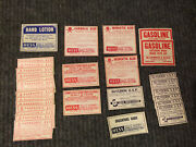 Vintage Pharmacy Labels From Montrose, Co. Colorado. Medicine Bottle Stickers.