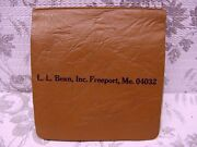 Vintage Ll Bean Fly Fishing Wallet Nylon Knotless Tapered Leaders X 5 Orvis X 1