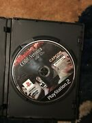 Resident Evil Code Veronica X Greatest Hits Playstation 2 Ps2 Complete Game