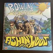 New And Sealed Bowling For Soup Fishin' For Woos Vinyl Record Album Fishing