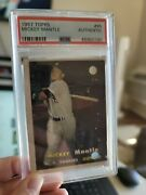 1957 Topps Mickey Mantle 95 Psa Authentic