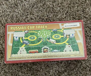 Schylling Collector Series Russian Car Track Key And Original Packaging