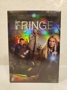 Fringe The Complete Second Season Dvd 2nd Season Brand New In Package