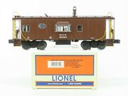 O Gauge 3-rail Lionel 6-27615 Nyc New York Central Bay Window Caboose 20383