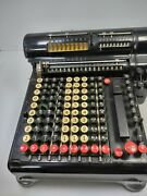 Westinghouse Merchant Calculating Machine Style 4947-43-a