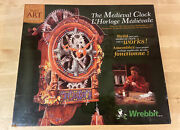 The Medieval Clock Build Art Collection Wrebbit Cbc-201, 1997 Sealed