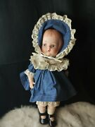 Effanbee Doll 1988 Patsy Porcelain 91300 Gallery Collection 14