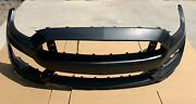New Oem 2016 2017 Ford Shelby Gt500 Mustang Front Bumper Cover Fr3v-17c831-adw
