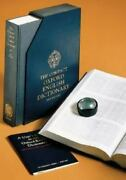 The Compact Edition Of The Oxford English Dictionary, Complete Text Reproduced M