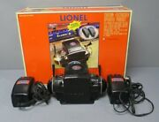 Lionel 6-32930 Zw Controller With Two 180w Transformers Ex/box