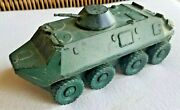 Vintage Ft Knox Tasc Soviet Btr-60 Amored Carrier Recognition Id Model Very Rare