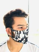 Indian Reusable And Washable Face Mask Fancy Lycra Or Spandex Fabric Mask