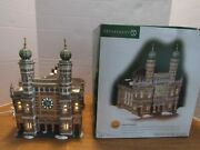 Dept. 56 2002 Christmas In The City Central Synagogue 56.59204 Historical