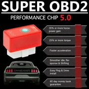 Fits-honda Accord 1996-2022 Super Obd2 Performance Tuning Power Chip Save Gas