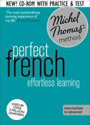 Perfect French Revised Learn French With The Michel Thomas Method A Hodder E